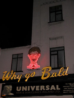 Why Go Bald